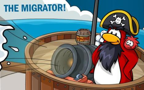 "i c, so this time the ""In Focus"", its all about rockhopper! NEAT-O!"