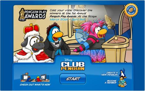 penguin-awards-front-screen