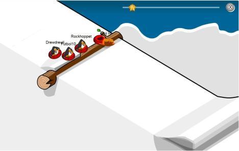 sled-race